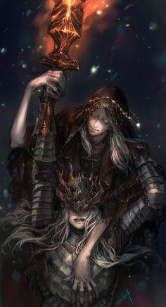Twin Princes Lorian & Lothric