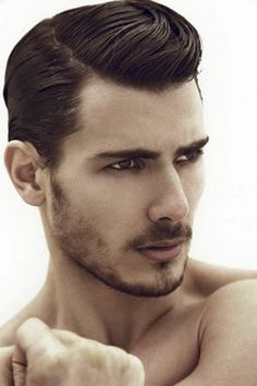 Brilliant Classic Men39S Hairstyle And Hairstyles Men On Pinterest Hairstyles For Men Maxibearus
