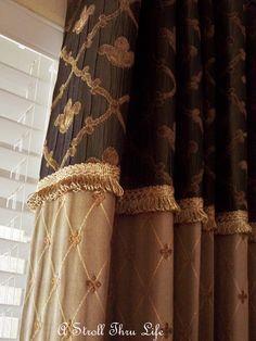 A Stroll Thru Life: Kelly's Show Us Your Window Treatments