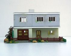 Collection of N scale model trains by PIKO from the former east Germany. N Scale Gauge 9 mm N Scale Model Trains, Scale Models, Mansions, House Styles, Home Decor, Decoration Home, Manor Houses, Room Decor, Villas