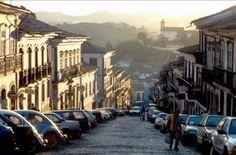 Ladeira de Ouro Preto - MG