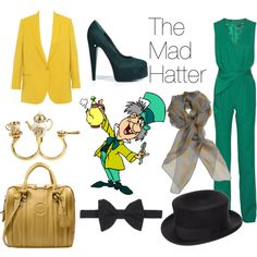 alice in wonderland mad hatter costumes cartoon disneyland images