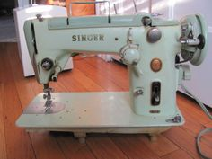 1950's Singer Sewing Machine