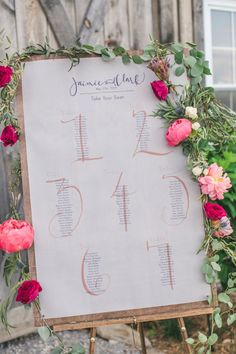 For these Kentucky nuptials, Jaclyn Journey designed a not so typical barn wedding...and we're not so mad at that. Offsetting the ruggedness of Long Ridge Farm, peony-filled floral garland and soft sheer curtains draped the interior. Every last detail is