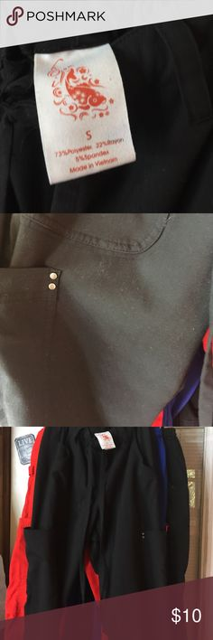 Koi scrub pants Koi scrub pants polyester rayon spandex koi Pants Trousers