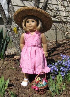 Great blog with tutorials on making AG doll  clothes from clothing of all sizes.