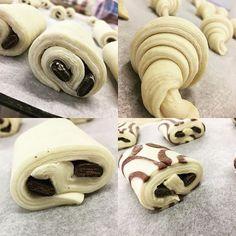 Allez hop en pousse ! #photographer #photoftheday #picoftheday #igers #love #baker #baking #bakery #boulanger #boulangerie #croissant #croissants #chocolat #chocolate #instagram #instagood #instalike #instafood #pastry #pastries #pastries #pastrylife #pastrychef #patisserie #foodporn #follow #followme