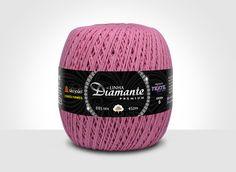 Diamante Premium cor 16 - Rosa