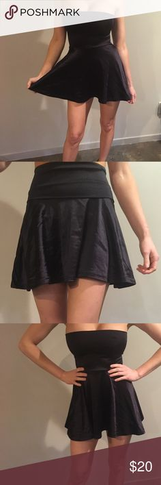 AA SKIRT DRESS XS XS. Can be worn as a dress (that's how I wore it) American apparel American Apparel Skirts