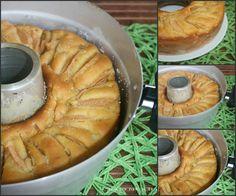 Ciambella di mele e ricotta, ricetta con Fornetto Versilia