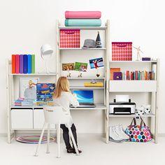 Flexa Shelfie Storage Combi 8 - Storage - Furniture