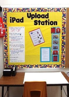 Here is a solution to save you time by enlisting and empowering your students: Create an Upload Station! Whether you use iPads or cameras, an upload station will save you valuable time and do double-duty teaching your students some photography basics.