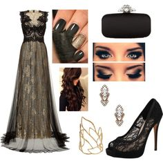 """""""on the fashion show"""" by verus-krumlova on Polyvore"""