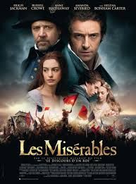 Roman av franske Victor Hugo. Boka ble skrevet i 1862. Musikal og nå film suksess. Elsker musikken og historien <3
