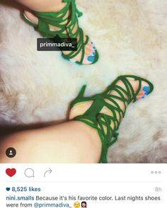 #REPOST @nini.smalls 15% OFF SALE FREE Priority Shipping Code |CITYSTRUT| #primmadiva #fashion #fashionista #fashionheels #love #greenheels #laceupheels #cutoutheels #ninismalls #summerfashion #mua #motd #motn #ootd #ootn #sotd #sotn #hotd #hotn #getthelook #getthislook #instaglam #instafashion #anastasiabeverlyhills #amrezy #lhhny #lhh #sunday #happysunday by primmadiva_