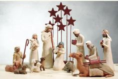 make a manger photos | thought about making my own Nativity, maybe wood, maybe clay, maybe ...