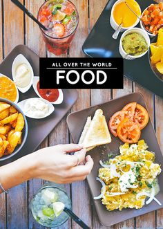 Food / cuisine discoveries around the world and cooking adventures by Aileen a.k.a. the 'Foodie from the Metro'! | via http://iAmAileen.com/food/ #food #travel