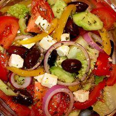 Greek Salad XIII Recipe
