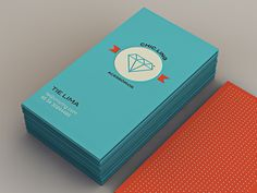 Chic Ling business cards