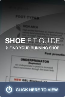Shoe fit guide to wear shoe best for my feet!  - I love my asics!