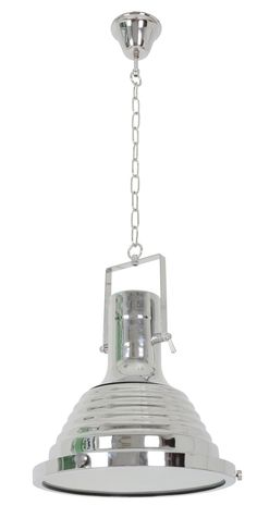LATITUDE PENDANT CHROME