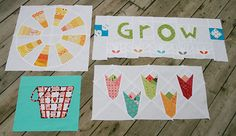 Pennys Quilt After by Fresh Lemons : Faith, via Flickr