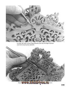 Художественное выпиливание .:. Classic Fretwork Scroll Saw Patterns (Sterling 1991 год)_146