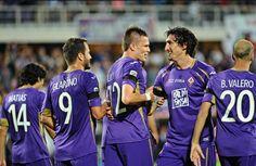 Fiorentina tager 4. pladsen efter sejr mod Chievo!