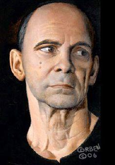 Richard Corben - self portrait (2006)