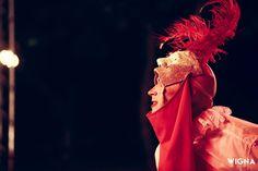 Oratório de Sta Luzia 2016.  Direção Luciana Duarte Música Danilo Guanais Dramaturgia e figurinos João Marcelino. Foto de Wigna Ribeiro
