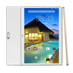 10 inch HD IPS Octa Core 4GB RAM 32GB ROM  Android 5.1 GPS  3G Phone Tablet PC