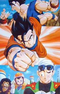 Collecting, posting, and preserving only the best possible quality scans of original Japanese promotional artwork for Dragon Ball, Dragon Ball Z, and Dragon Ball GT from 1986 - 1997 Anime Echii, Cry Anime, Akira, Poses Anime, Manga Dragon, Dragon Ball Z Shirt, Manga Kawaii, Vinyl Lp, Animation