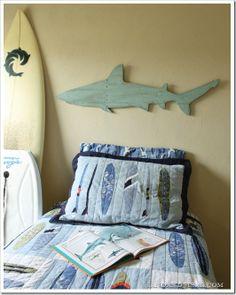 Celebrating Shark Week: Pallet Shark