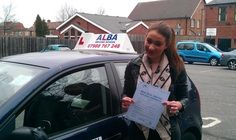 ALBA Driving School - Automatic Driving Lessons Birmingham, Automatic Driving School Birmingham