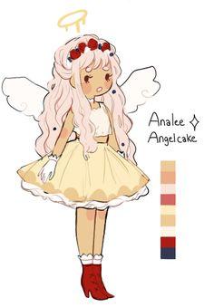 princess angelcake by glumdrops.deviantart.com on @DeviantArt