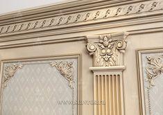 Стеновая деревянная панель INT-029-3