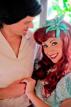https://flic.kr/p/bwv6wb | Ariel and Prince Eric