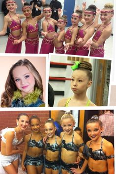 Dance moms pic's