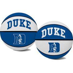 Rawlings Duke Blue Devils Alley Oop Youth-Sized Rubber Basketball