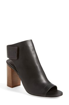 Vince Vince 'Faye' Leather Bootie (Women) available at #Nordstrom