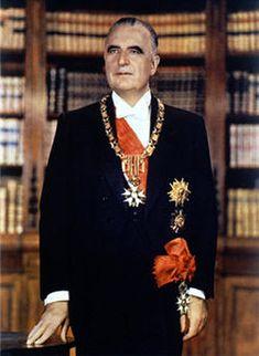 Georges Pompidou Président de la république Française   20 juin 1969 – 2 avril 1974