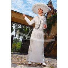 f82ccd9b8c White Mariachi Dress (beautiful but in little girl). claudia escobedo ·  trajes mexicanos