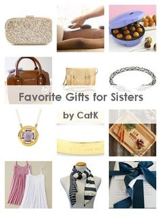 Favorite Gifts for Sisters