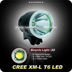 1PC T6 Bicycle Light HeadLight 1600 Lumens 3 Mode Waterproof Bike Front Light LED HeadLamp 8.4v 6400mAh Battery Pack Charger on AliExpress.com. 25% off $33.74