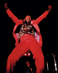 No one lights up the room quite like Marvin Gaye :)