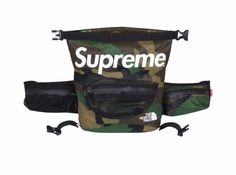 a1165f590f6b24 Buy Supreme Camo Waist Bag, Size: ONE SIZE, Description: Deadstock, Seller