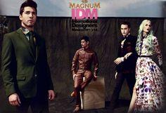 IDM 2013, lo mejor de la moda mexicana. El 6 de Marzo se inauguró con gran éxito la edición número ocho de una de las plataformas más importantes de la moda en México, el International Designers México FW 2013/2014, patrocinado por Magnum y  Givenchy; y esta vez la cita fue en la Fundación Sebastian en la ciudad de México donde se presentarán los mejores exponentes  de la moda en nuestro país.