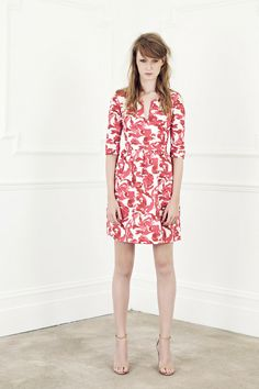 My 3 Favorite Spring Dresses From The Saloni Spring 2014 Collection