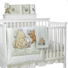 Bought this Classic Pooh Bedding set..hard to find!