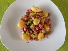 Bretonse aardappelen, recept staat in Weekmenu Magazine deel 3.